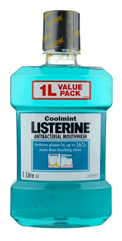 Listerine Cool Mint enjuague bucal para aliento fresco