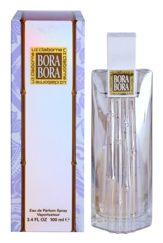 Liz Claiborne Bora Bora eau de parfum pentru femei 100 ml