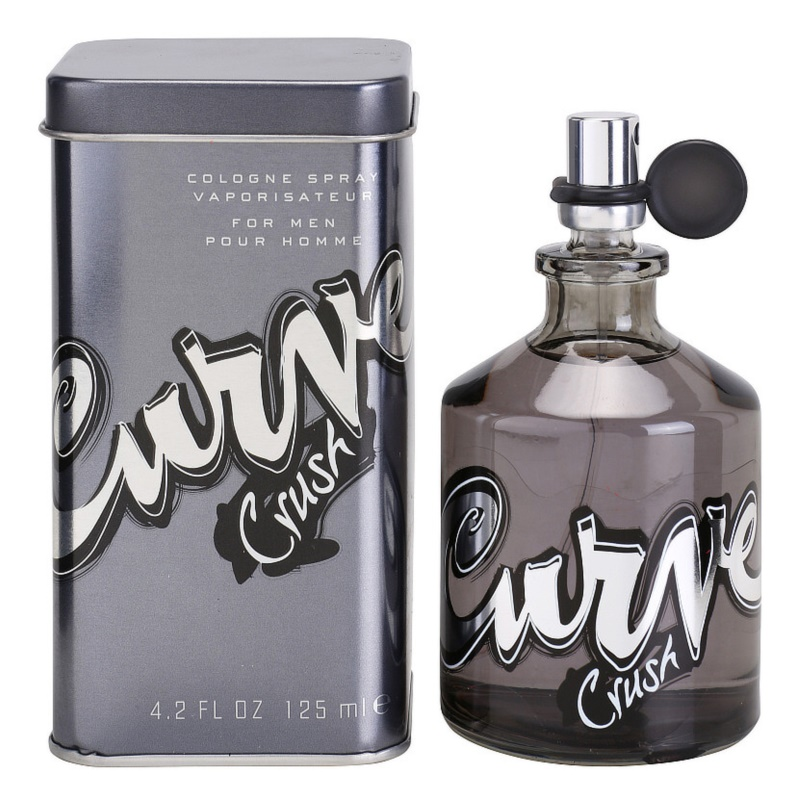 Liz Claiborne Curve Crush Eau de Cologne for Men 125 ml