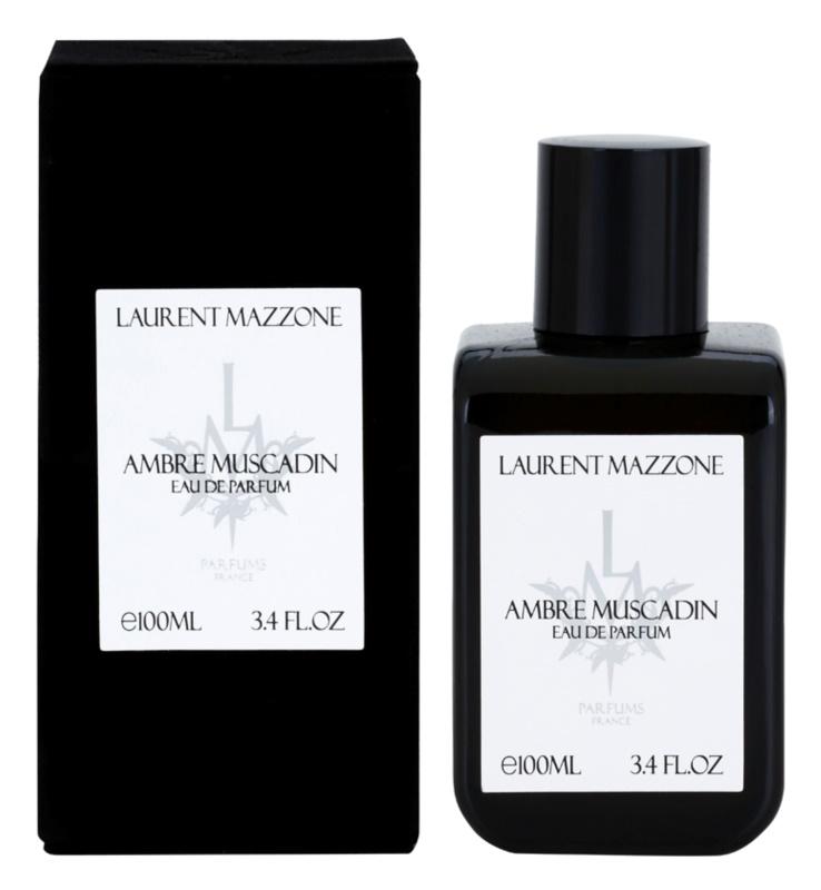 LM Parfums Ambre Muscadin parfémovaná voda unisex 100 ml