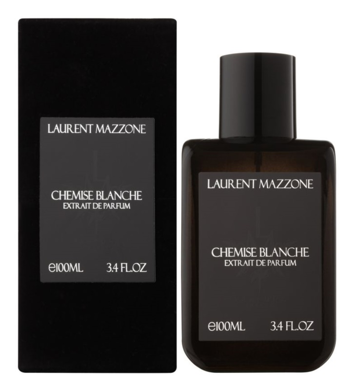 LM Parfums Chemise Blanche extracto de perfume para mujer 100 ml
