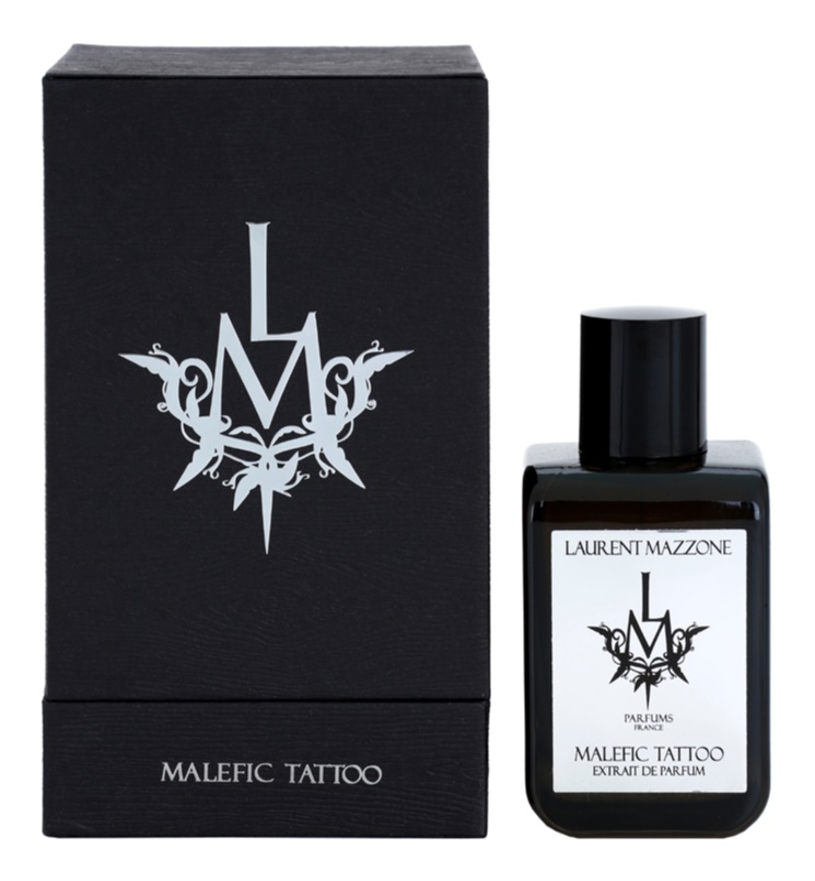 LM Parfums Malefic Tattoo extract de parfum unisex 100 ml