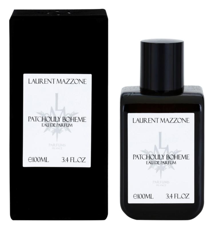 LM Parfums Patchouly Bohéme eau de parfum unisex 100 ml
