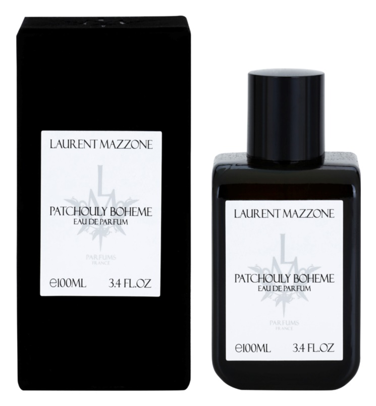 LM Parfums Patchouly Bohéme parfémovaná voda unisex 100 ml