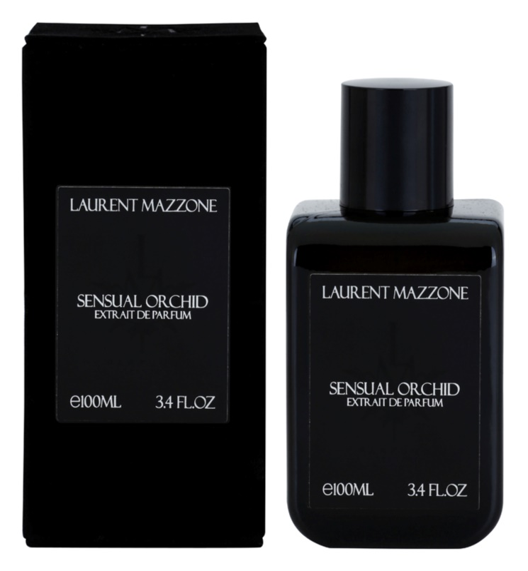 LM Parfums Sensual Orchid Parfüm Extrakt für Damen 100 ml