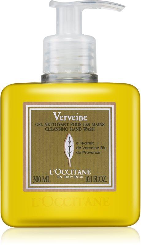 L'Occitane Verveine čistiace tekuté mydlo na ruky