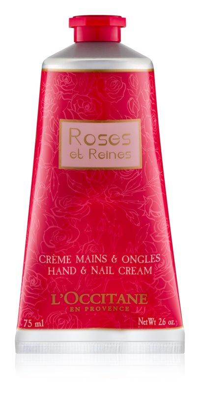 L'Occitane Rose krem do rąk z różanym aromatem