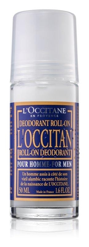 L'Occitane Pour Homme dezodorant roll-on pre mužov