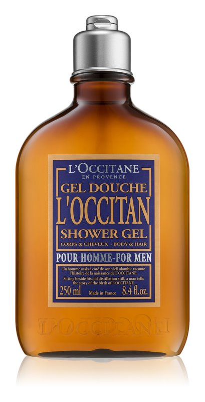 L'Occitane L'Occitan Body and Hair Shower Gel for Men