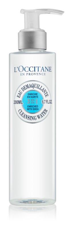 L'Occitane Karité čisticí voda 3 v 1