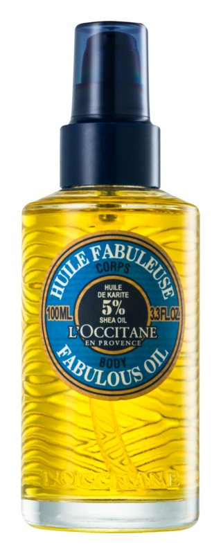 L'Occitane Shea Butter Body Oil