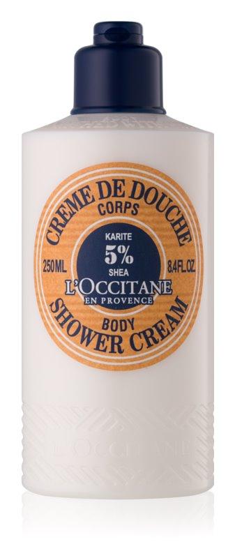 L'Occitane Karité výživný sprchový krém