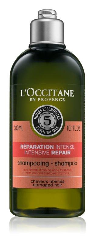 L'Occitane Hair Care αναγεννητικό σαμπουάν για ξηρά και κατεστραμμένα  μαλλιά