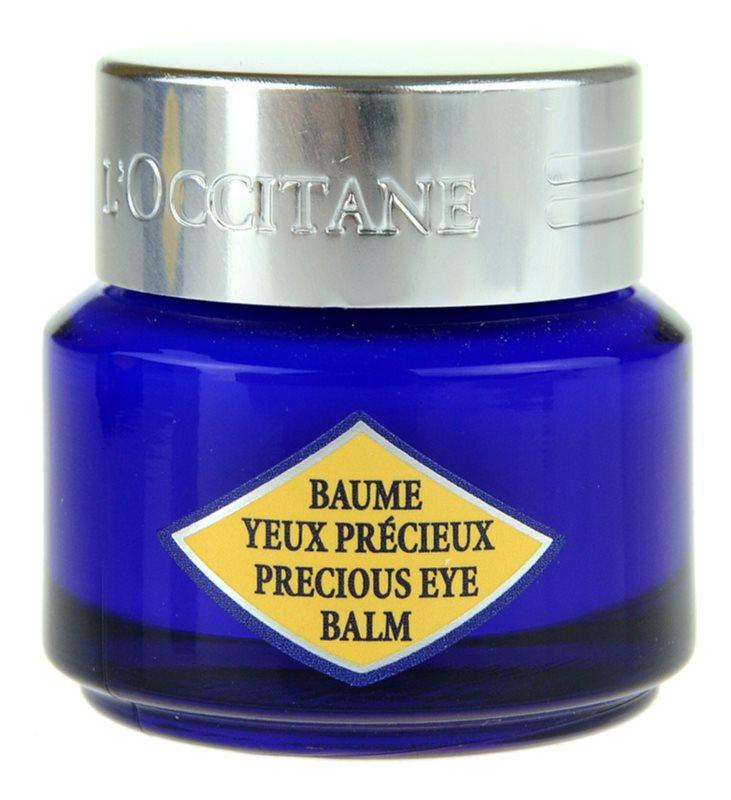 L'Occitane Immortelle očný protivráskový krém