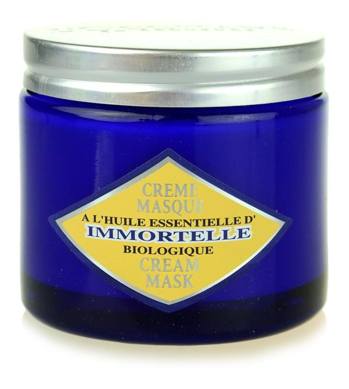 L'Occitane Immortelle pleťová maska pro normální až suchou pleť
