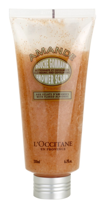L'Occitane Amande gel de ducha exfoliante