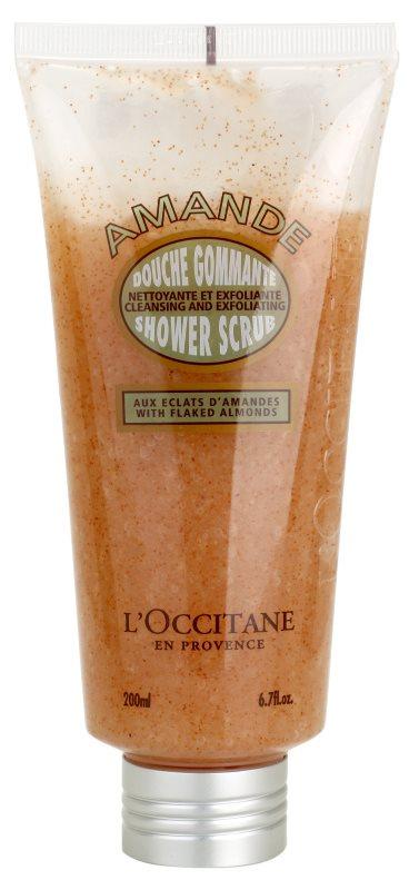 L'Occitane Amande gel de dus exfoliant
