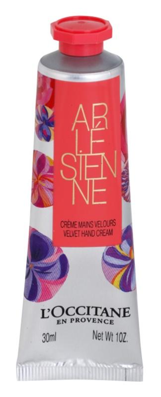 L'Occitane Arlésienne crema de manos con efecto humectante