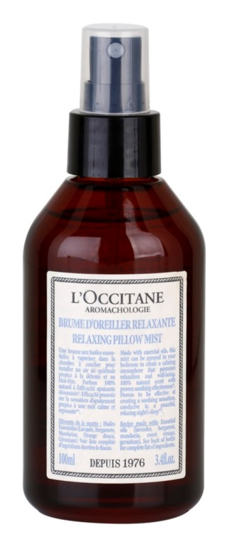 L'Occitane Aromachologie Room Spray 100 ml