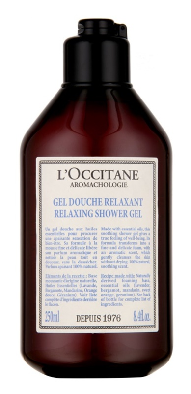 L'Occitane Aromachologie gel de dus relaxant