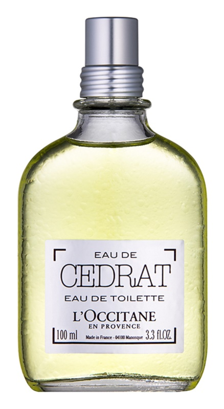 L'Occitane Cedrat toaletní voda pro muže 100 ml