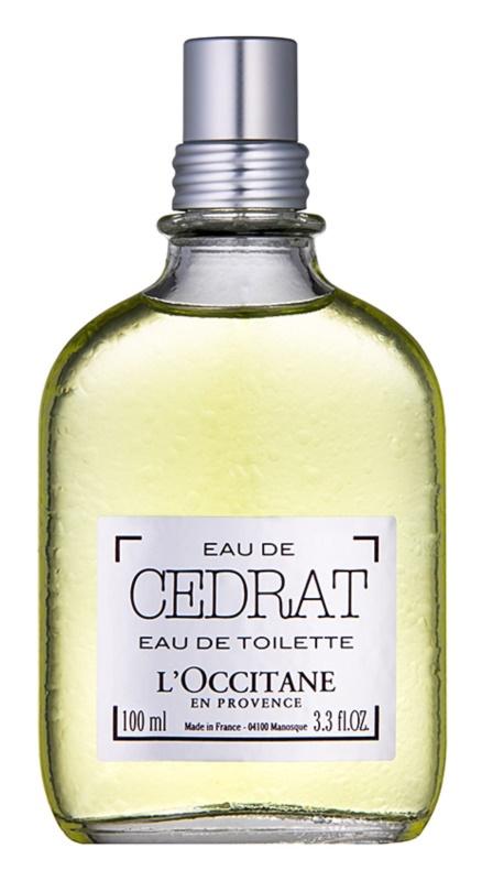 L'Occitane Cedrat woda toaletowa dla mężczyzn 100 ml