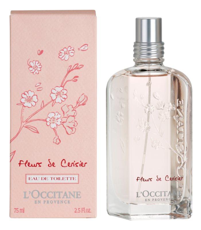 L'Occitane Fleurs de Cerisier  Eau de Toilette for Women 75 ml