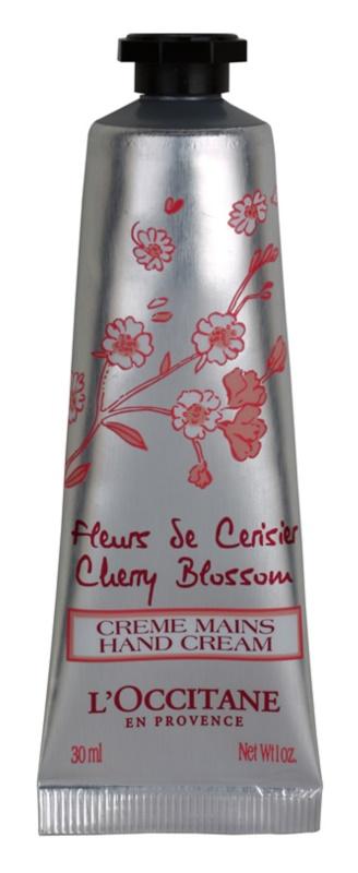L'Occitane Fleurs de Cerisier krém na ruky