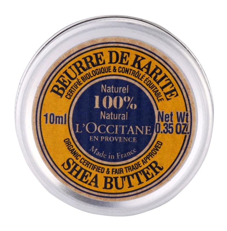 L'Occitane Karité 100% BIO Sheabutter voor Droge Huid