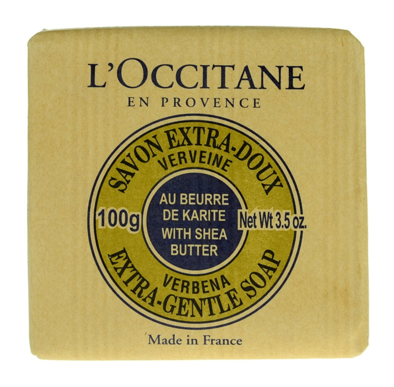L'Occitane Karité jemné mýdlo