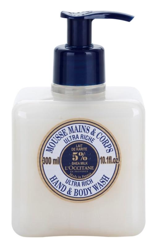 L'Occitane Karité sapun delicat pentru maini si fata