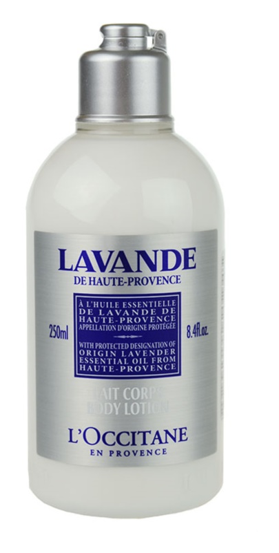 L'Occitane Lavande Körpermilch
