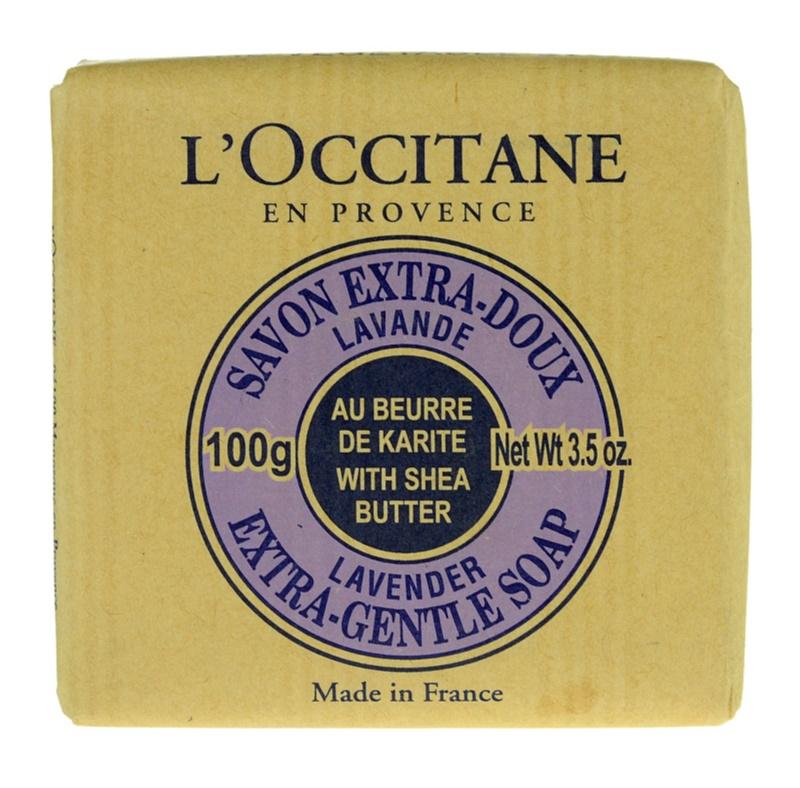 L'Occitane Lavande mydlo