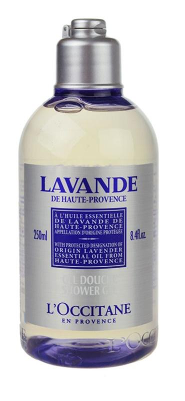 L'Occitane Lavande tusfürdő gél