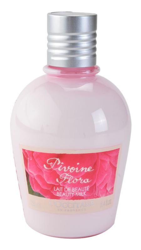 L'Occitane Pivoine telové mlieko pivónia