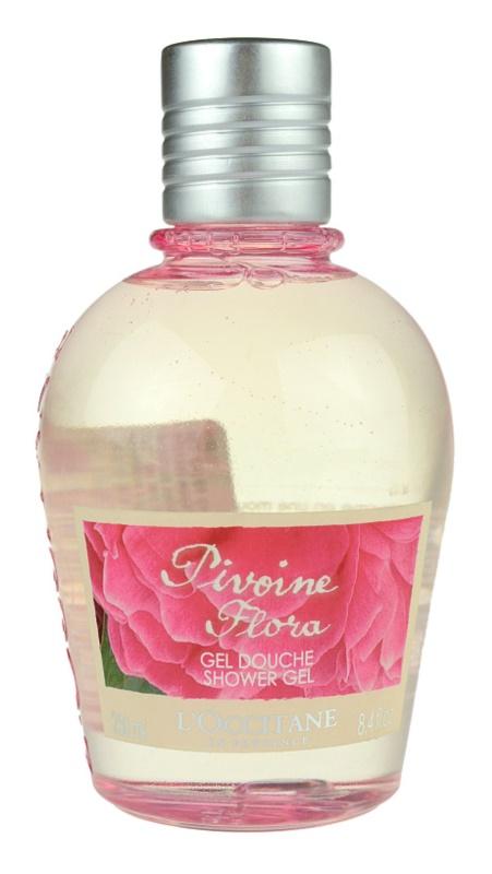 L'Occitane Pivoine gel de dus bujor
