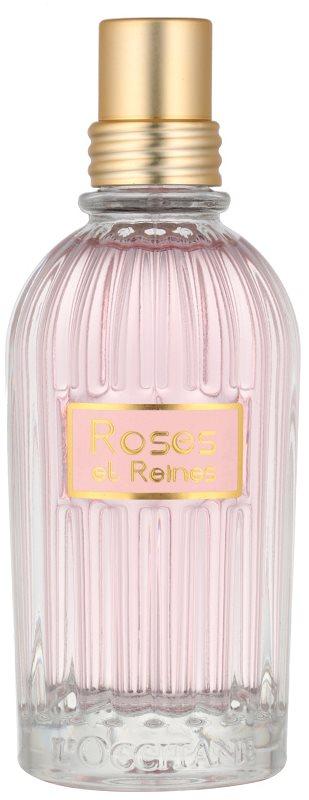 L'Occitane Roses Et Reines Eau de Toilette for Women 75 ml