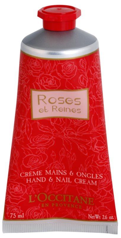 L'Occitane Rose crema de maini cu esente de trandafiri