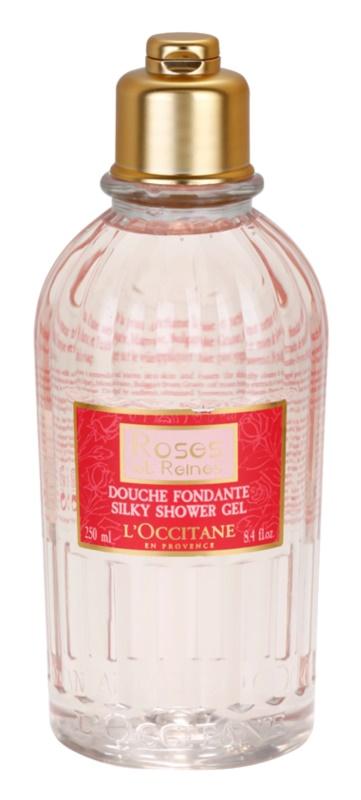 L'Occitane Rose Silky Shower Gel