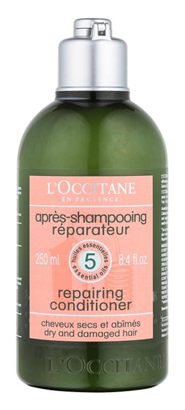 L'Occitane Hair Care balsam pentru par uscat si deteriorat