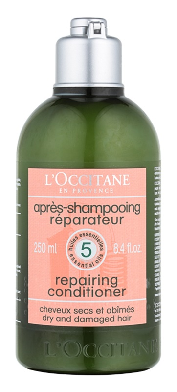 L'Occitane Hair Care condicionador para cabelo seco a danificado