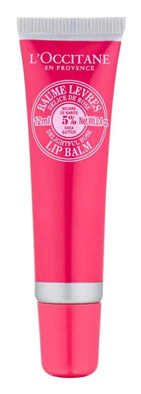 L'Occitane Shea Butter Lip Balm With The Scent Of Roses