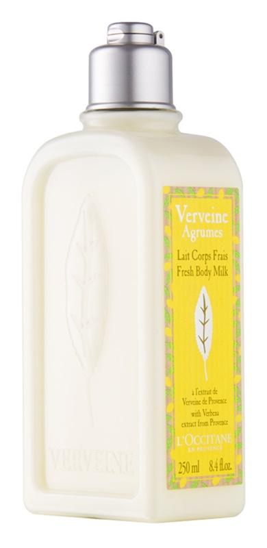 L'Occitane Verveine Agrumes osvěžující tělové mléko