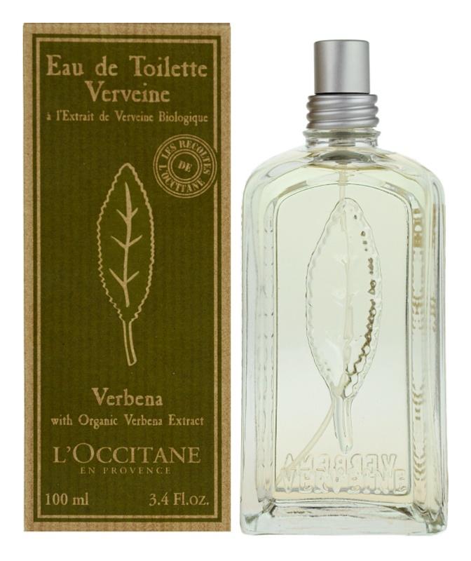 L'Occitane Verveine eau de toilette pour femme 100 ml