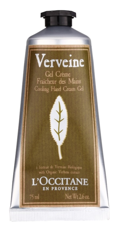 L'Occitane Verveine крем для рук з охолоджуючим ефектом