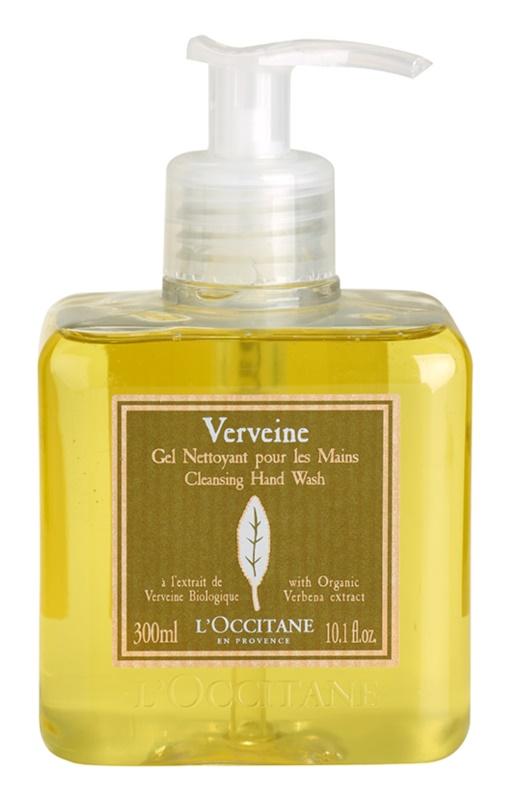 L'Occitane Verveine čistilno tekoče milo za roke