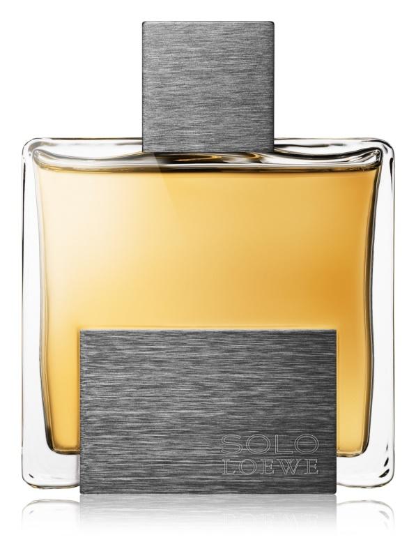 Loewe Solo Loewe eau de toilette para homens 125 ml