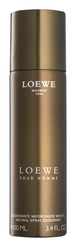 Loewe Loewe Pour Homme Deo Spray for Men 100 ml