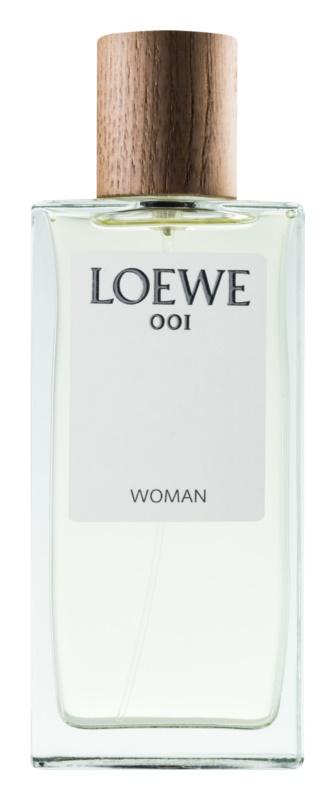 Loewe 001 Woman Eau de Parfum voor Vrouwen  100 ml