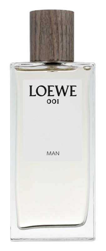 Loewe 001 Man woda perfumowana dla mężczyzn 100 ml